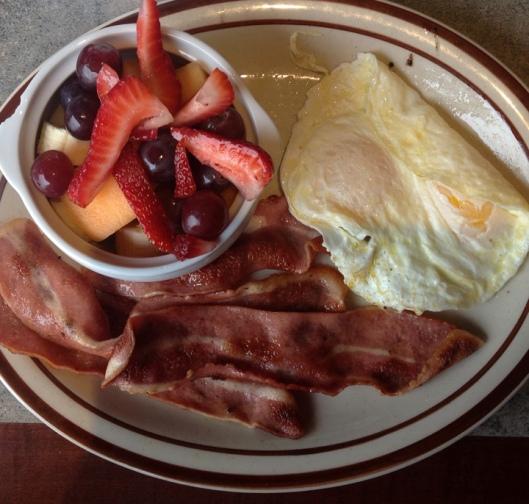Dennys-Breakfast