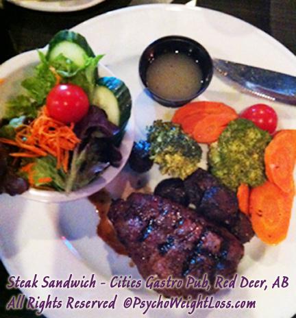 Cities-Gastro-Pub---Steak-Sandwich