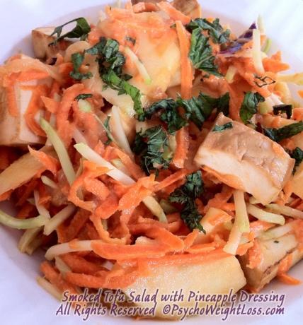 Smoked-Tofu-Salad