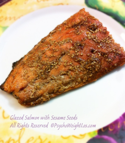 Glazed-Salmon-with-Sesame-Seeds