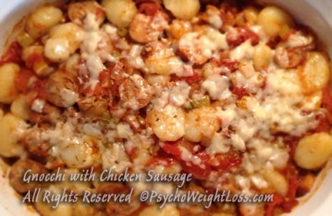 Gnocchi-&-Chicken-Sausage