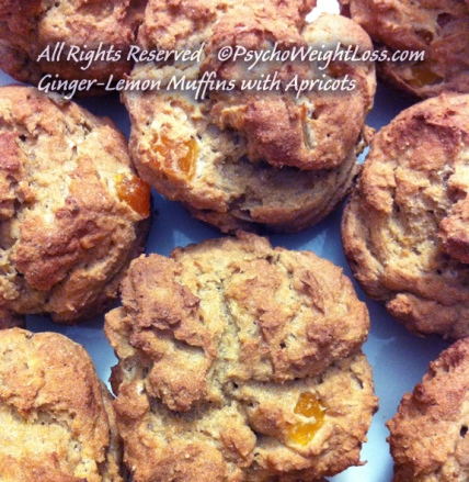 Ginger-Lemon-Muffins-with-Apricots-1