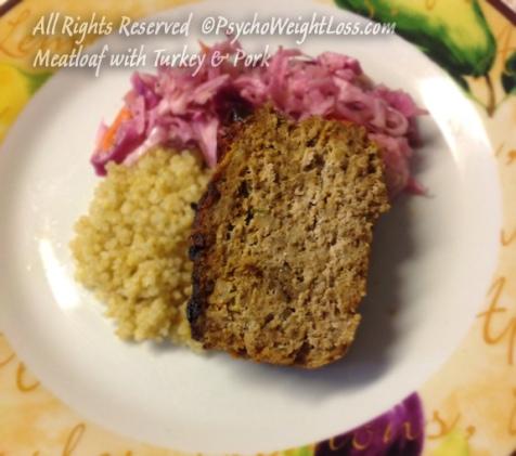 Meatloaf-with-Turkey-&-Pork