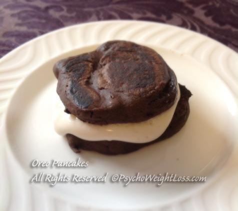 Oreo-Pancakes